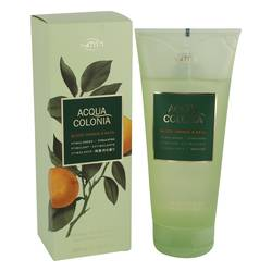 4711 Acqua Colonia Blood Orange & Basil Shower Gel | Maurer & Wirtz