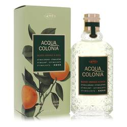 4711 Acqua Colonia Blood Orange & Basil Perfume by Maurer & Wirtz EDC for Unisex