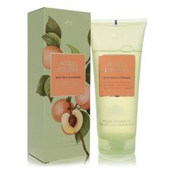 4711 Acqua Colonia White Peach & Coriander Shower Gel | Maurer & Wirtz