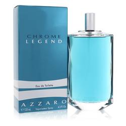 Azzoro Chrome Legend EDT for Men (Special Edition)