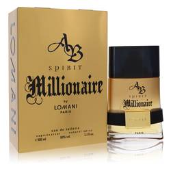 Lomani Spirit Millionaire EDT for Men