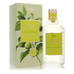 4711 Acqua Colonia Lime & Nutmeg Eau De Cologne Spray By Maurer & Wirtz