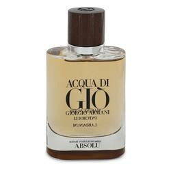 Giorgio Armani Acqua Di Gio Absolu EDP for Men (Tester)