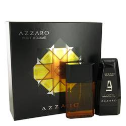 Azzaro Cologne Gift Set for Men