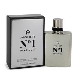 Aigner No. 1 Platinum EDT for Men | Etienne Aigner