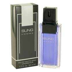 Alfred Sung EDT for Men