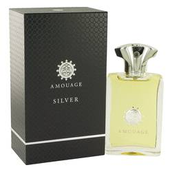 Amouage Silver Cologne EDP for Men