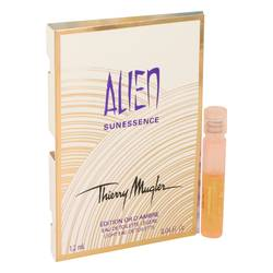 Alien Sunessence Or D'ambre Vial for Women | Thierry Mugler - Fragrance.Sg