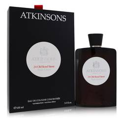 Atkinsons 24 Old Bond Street Triple Extract EDC Concentree Spray for Men