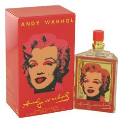 Andy Warhol Marilyn Red Perfume EDT for Women