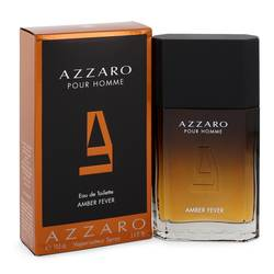 Azzaro Amber Fever EDT for Men