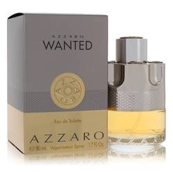 Azzaro Wanted Cologne EDT for Men