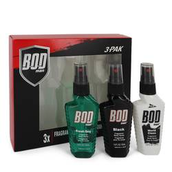 Bod Man Fresh Guy Cologne Gift Set for Men | Parfums De Coeur