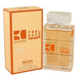Boss Orange Feel Good Summer Cologne EDT for Men | Hugo Boss