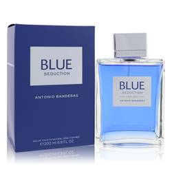 Antonio Banderas Blue Seduction Cologne EDT for Men