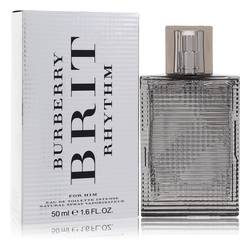 Burberry Brit Rhythm Intense Eau De Toilette Spray By Burberry