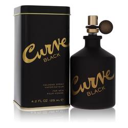 Liz Claiborne Curve Black Cologne Spray for Men