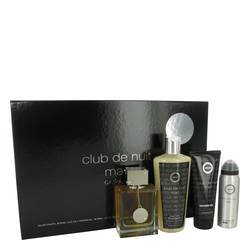 Armaf Club De Nuit Cologne Gift Set for Men