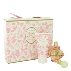 Clair De Rose Perfume Gift Set for Women | Berdoues - Fragrance.Sg