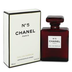 Chanel Chanel No. 5 Red EDP for Women