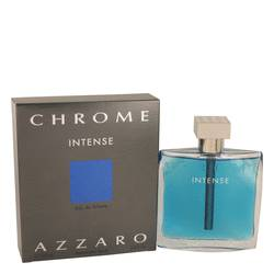 Azzaro Chrome Intense Cologne EDT for Men