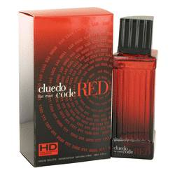 Cluedo Code Red EDT for Men