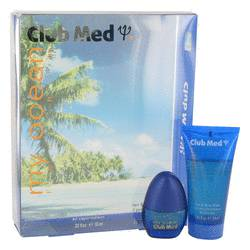 Club Med My Ocean Cologne Gift Set for Men