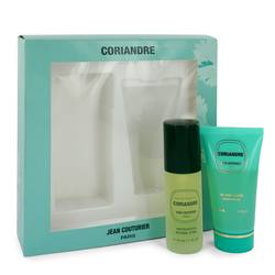 Jean Couturier Coriandre Perfume Gift Set for Women