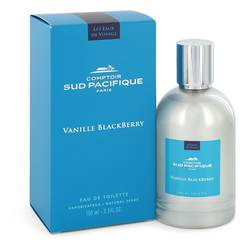 Comptoir Sud Pacifique Vanille Blackberry EDT for Women