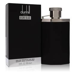 Desire Black London Cologne by Alfred Dunhill EDT for Men