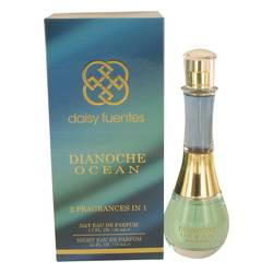 Daisy Fuentes Dianoche Ocean EDP for Women (Two Fragrances in One - Day 1.7 oz and Night .34 oz)