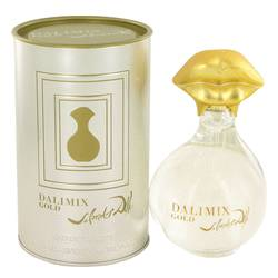Salvador Dali Dalimix Gold EDT for Women