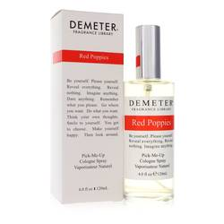 Demeter Red Poppy Cologne Spray for Women