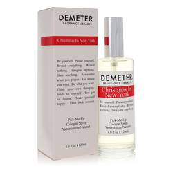 Demeter Christmas in New York Cologne Spray for Women