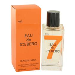 Eau De Iceberg Sensual Musk EDT for Women