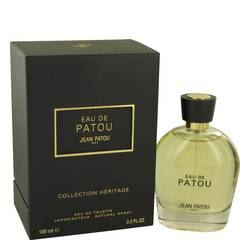Jean Patou Eau De Patou EDT for Men (Heritage Collection)