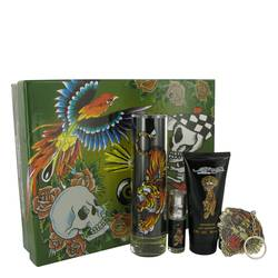 Christian Audigier Ed Hardy Cologne Gift Set for Men