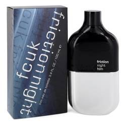 Fcuk Friction Night EDT for Men | French Connection