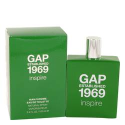 Gap 1969 Inspire EDT for Men