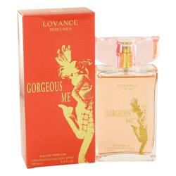 Lovance Gorgous Me EDT for Women