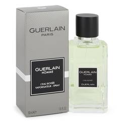 Guerlain Homme L'eau Boisee Cologne EDT for Men