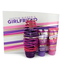 Justin Bieber Girlfriend Perfume Gift Set for Women