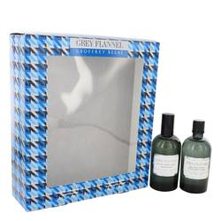 Geoffrey Beene Grey Flannel Cologne Gift Set for Men