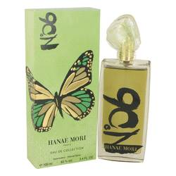 Hanae Mori Eau De Collection No 6 EDT for Women