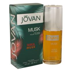 Jovan Tropical Musk Cologne Spray for Men