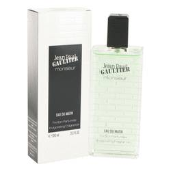 Jean Paul Gaultier Monsieur Eau Du Matin Friction Parfumee Invigorating Fragrance