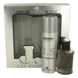 Jeanne Arthes Joe Sorrento Cologne Gift Set for Men