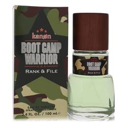 Kanon Boot Camp Warrior Rank & File Eau De Toilette Spray By Kanon