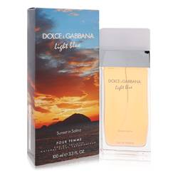 Dolce & Gabbana Light Blue Sunset In Salina EDT for Women