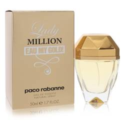 Paco Rabanne Lady Million Eau My Gold EDT for Women